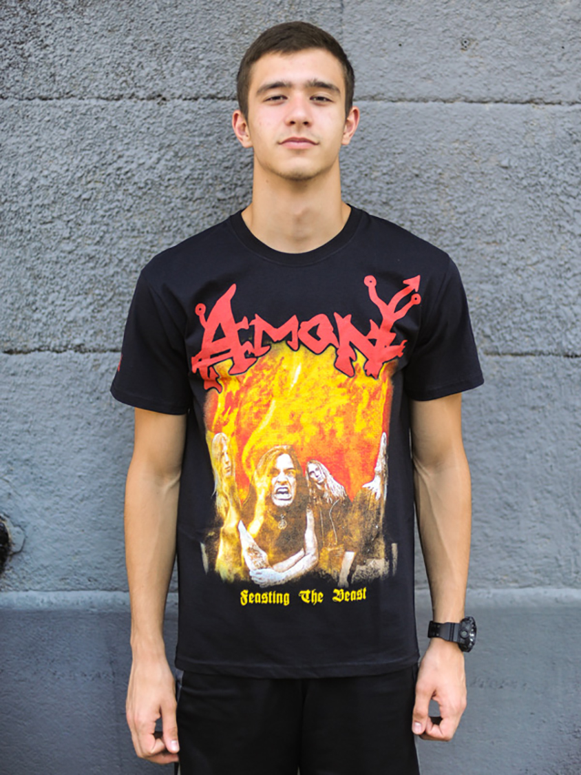 AMON - Feasting The Beast TS