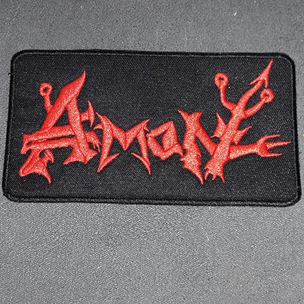 AMON - Logo Patch