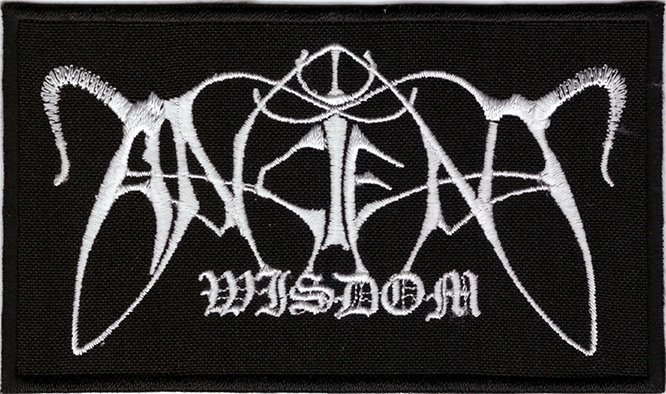ANCIENT WISDOM - Logo Patch