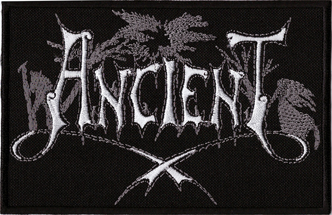 ANCIENT - Logo Patch