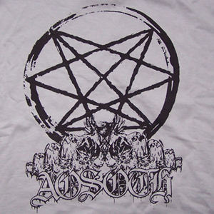 AOSOTH - Logo Light Grey TS