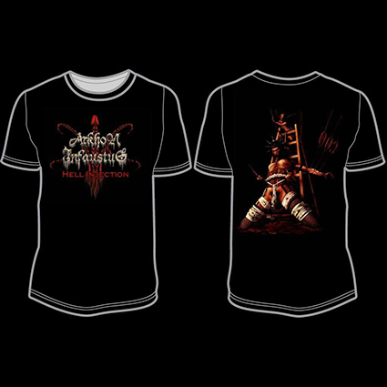 ARKHON INFAUSTUS - Hell Injection TS