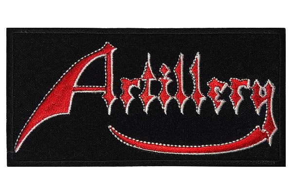 ARTILLERY - Logo Patch