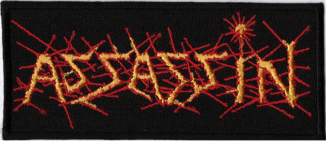 ASSASSIN - Logo Patch