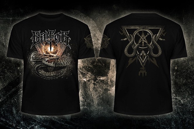 BALFOR - Black Serpent Rising TS