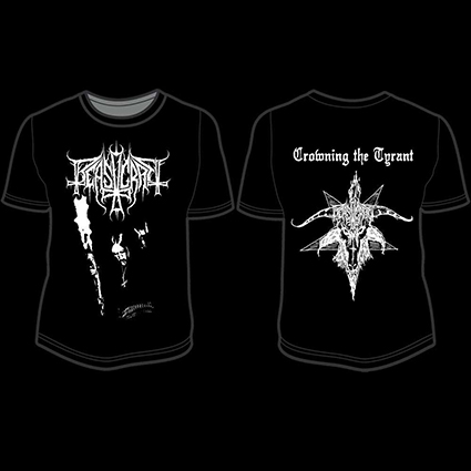 BEASTCRAFT - Crowning The Tyrant TS