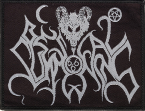 BESTIAL SUMMONING - New Logo 666 Patch