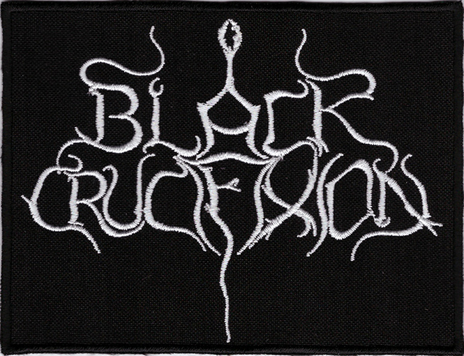 BLACK CRUCIFIXION - Logo Patch