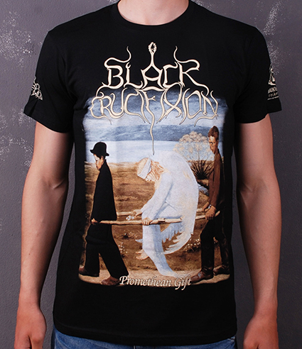 BLACK CRUCIFIXION - Promethean Gift TS