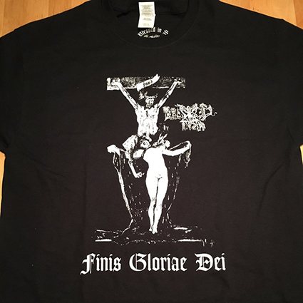 BLESSED IN SIN - Finis Gloriae Dei TS