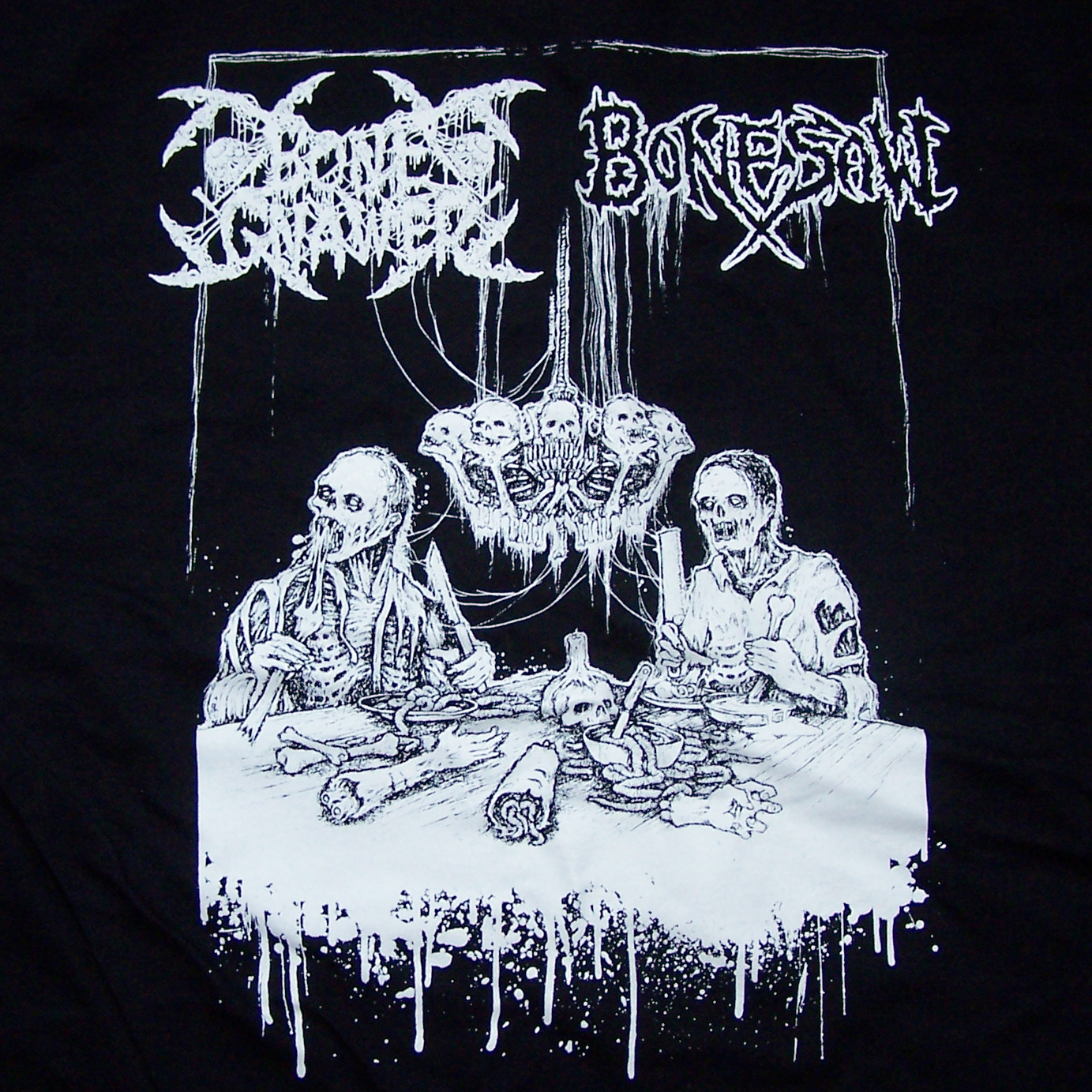 BONE GNAWER/ BONESAW TS