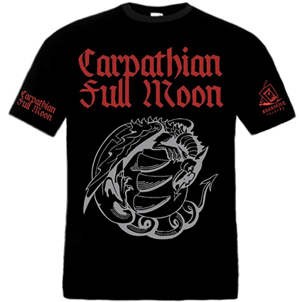 CARPATHIAN FULL MOON - Serenades In Blood Minor TS
