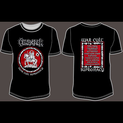 CONQUEROR - War Cult Supremacy TS