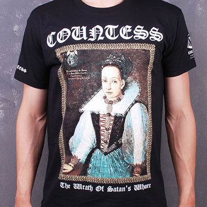 COUNTESS - The Wrath Of Satan's Whore TS