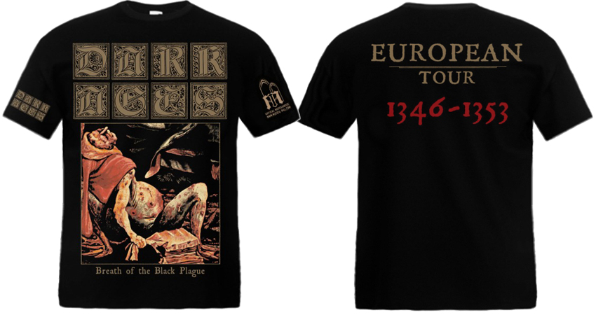 DARK AGES - Breath Of The Black Plague TS