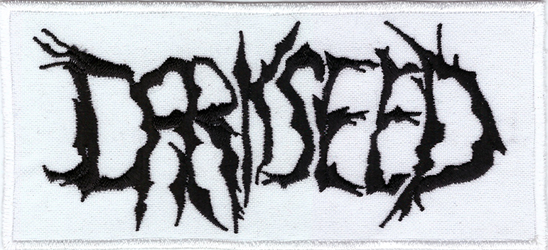 DARKSEED - Logo Patch