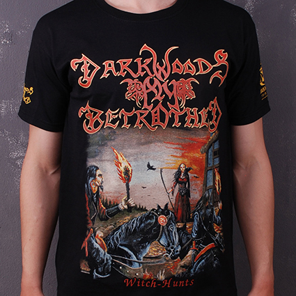 DARKWOODS MY BETROTHED - Witch-Hunts TS