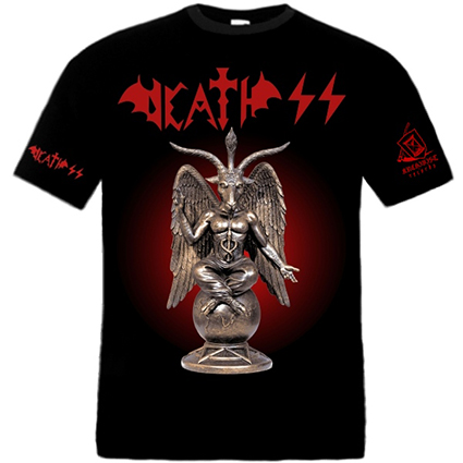 DEATH SS - The Horned God Of The Witches TS