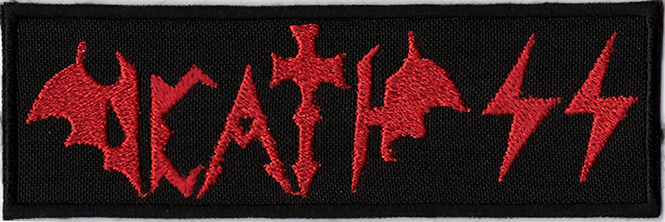 DEATH SS - Logo Patch