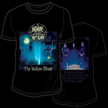 DENIAL OF GOD - The Hallow Mass TS