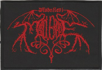 DIABOLICAL MASQUERADE - Logo Patch