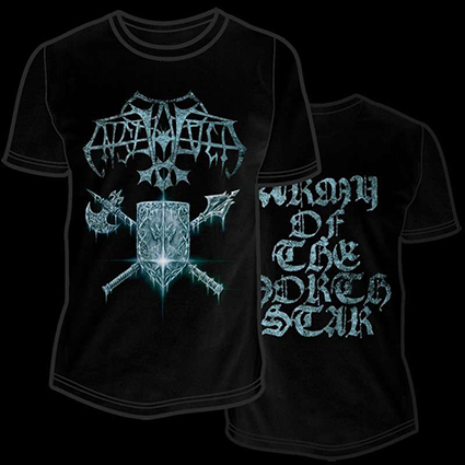 ENSLAVED -  Army Of The North Star 2019 TS