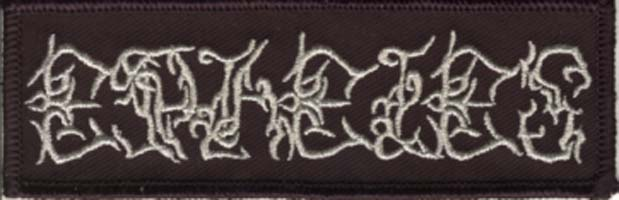 EPHELES - Silver Logo Patch