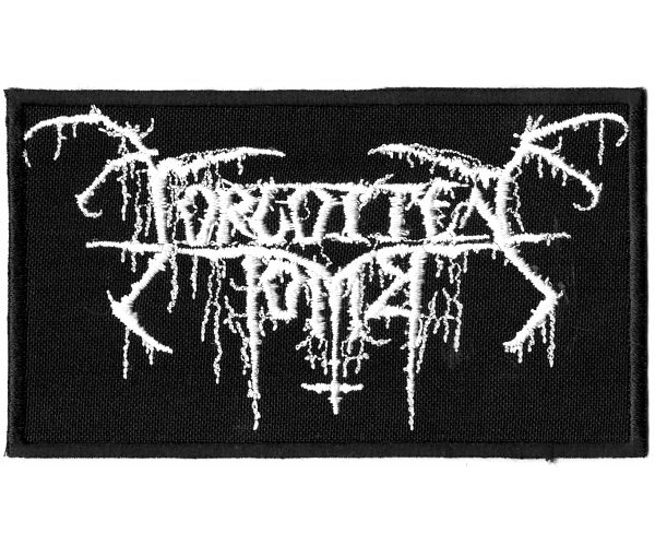 FORGOTTEN TOMB - Logo Patch
