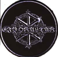 GIBORALTAR - Logo Patch