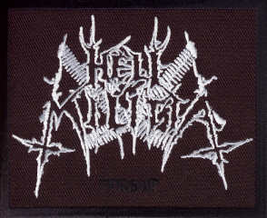 HELL MILITIA - Logo Patch