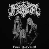 IMMORTAL - Pure Holocaust TS