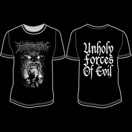 IMMORTAL - Unholy Forces Of Evil TS