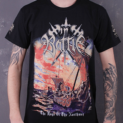 IN BATTLE - The Rage Of The Northmen TS