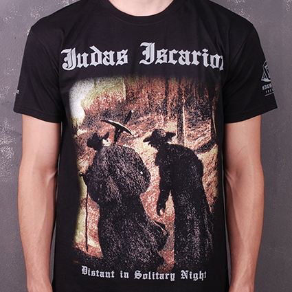 JUDAS ISCARIOT - Distant In Solitary Night TS