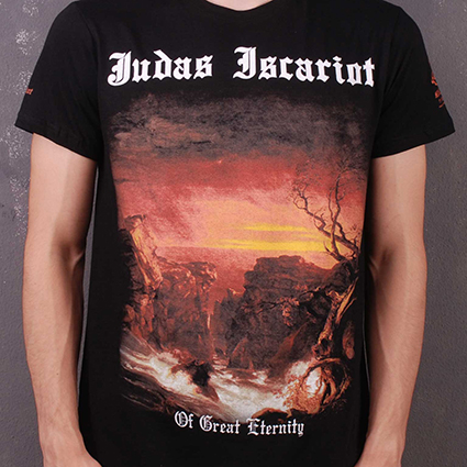 JUDAS ISCARIOT - Of Great Eternity TS