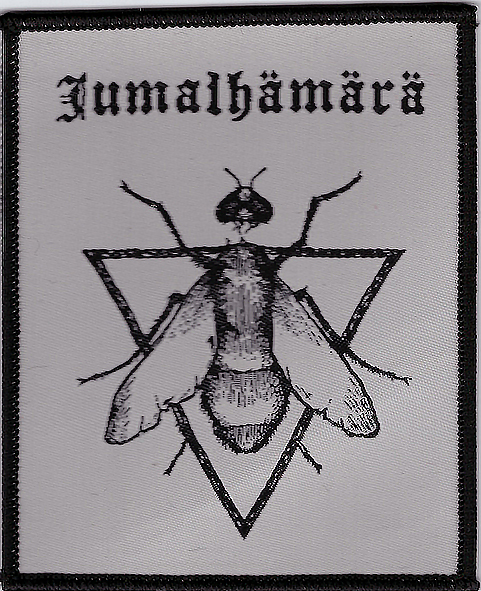 JUMALHÄMÄRÄ - Fly Slaughter Patch