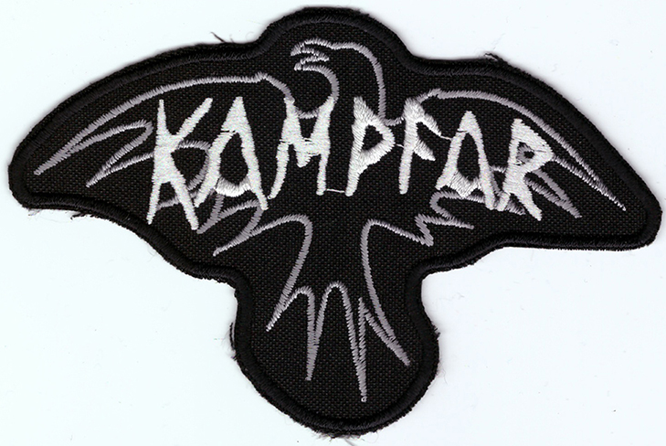 KAMPFAR - Logo Patch