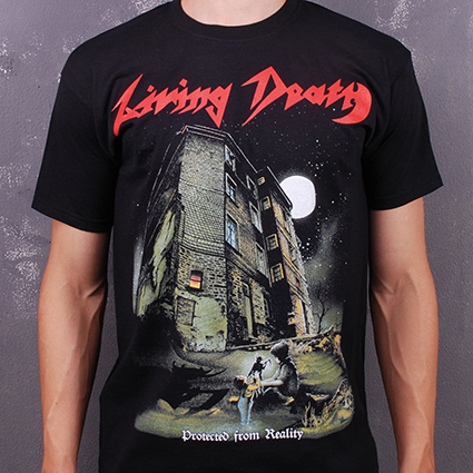 LIVING DEATH - Protected From Reality TS