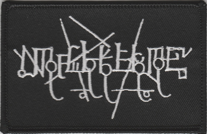 MALHKEBRE - Logo Patch