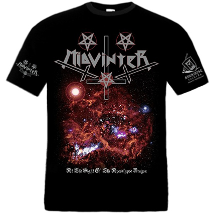 MIDVINTER - At The Sight Of The Apocalypse Dragon TS
