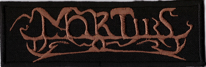 MORTIIS - Logo Patch
