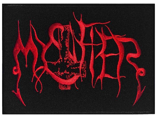 MYSTIFIER - Logo Patch