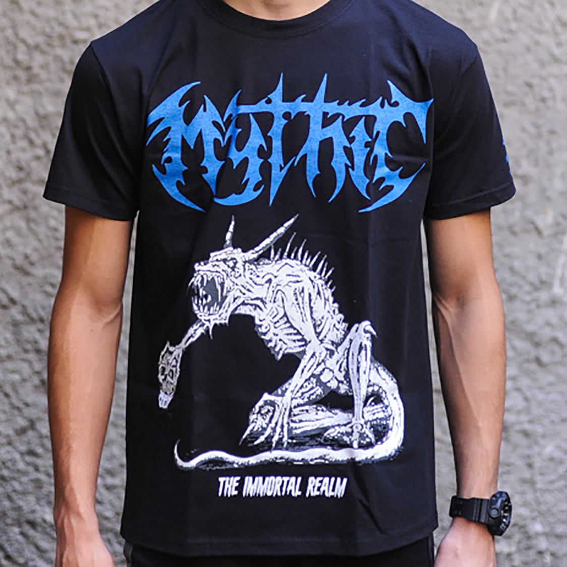 MYTHIC - The Immortal Realm TS