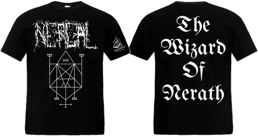 NERGAL - The Wizard Of Nerath TS