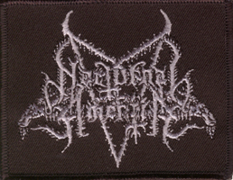 NOCTURNAL AMENTIA - Logo Patch