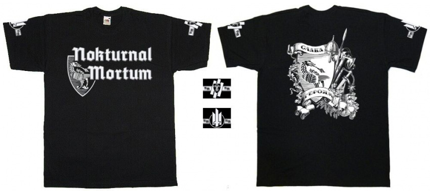 NOKTURNAL MORTUM - ????? ?????? TS