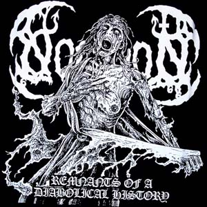 NOMINON - Remnants of a Diabolical History TS
