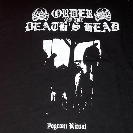 ORDER OF THE DEATH'S HEAD - Pogrom Ritual TS