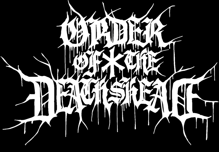 ORDER OF THE DEATH'S HEAD - Logo Patch