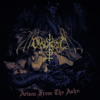 ONDSKAPT - Arisen form the Ashes TS
